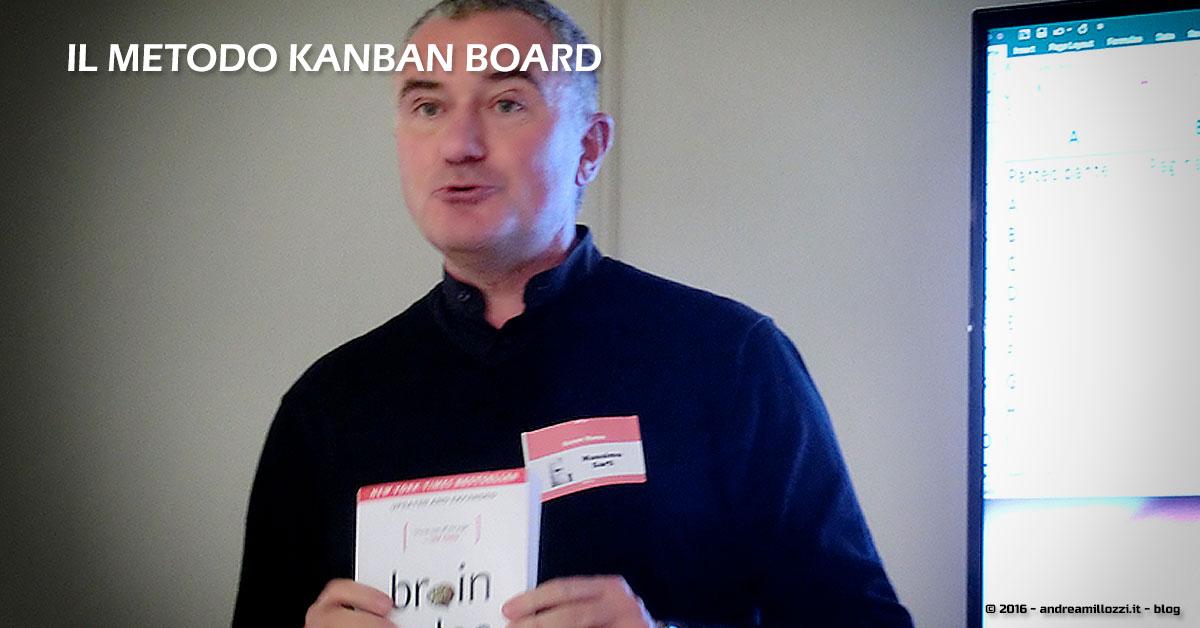 Il metodo Kanban Board: una metodologia AGILE per ...