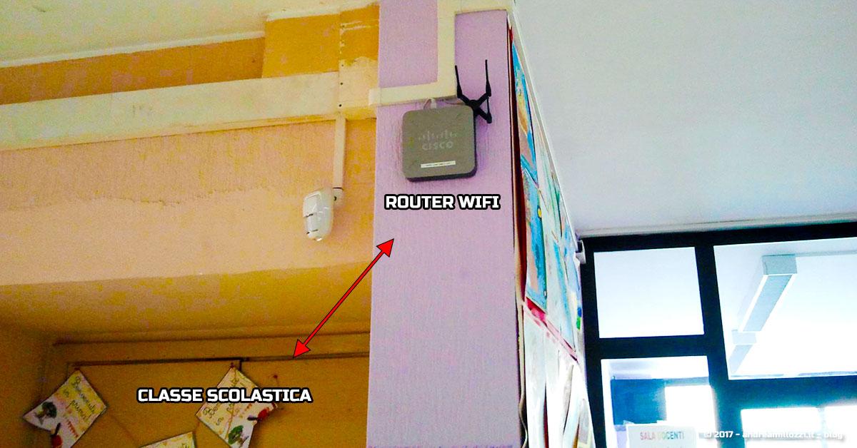 Ponte Wifi Fai Da Te.Elettromagnetismo E Salute Guarda Dove Sono Ubicate Le Antenne Di