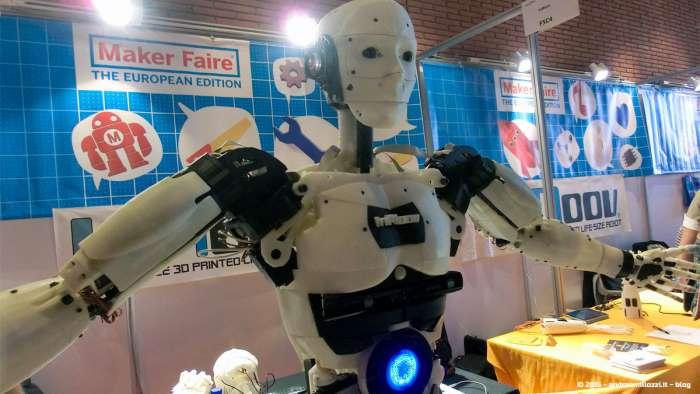 Andrea Millozzi blog - Maker Faire 2014: makers, invenzioni, creatività e innovazione - foto 1