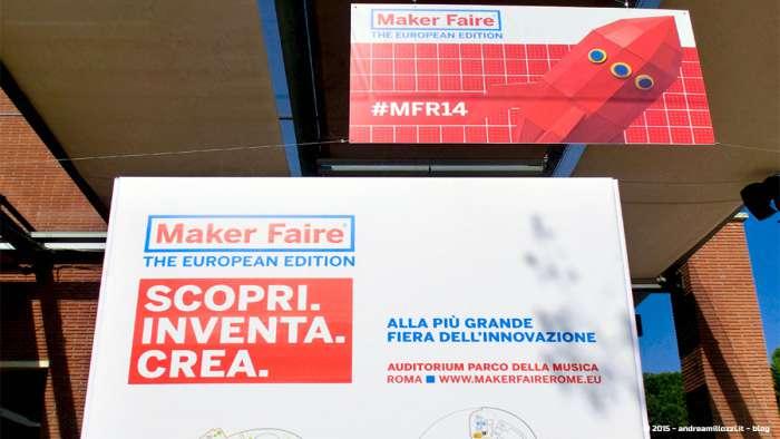 Andrea Millozzi blog - Maker Faire 2014: makers, invenzioni, creatività e innovazione - foto 3