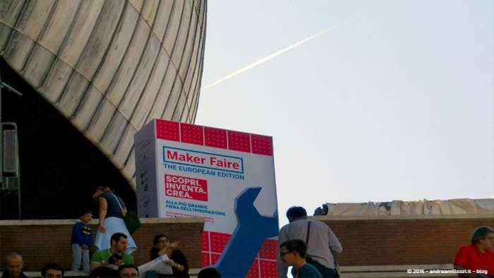 Andrea Millozzi blog - Maker Faire 2014: makers, invenzioni, creatività e innovazione - foto 5