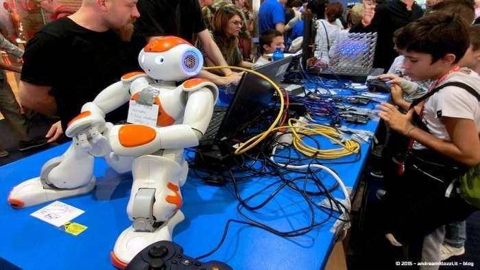 Andrea Millozzi blog - Maker Faire 2014: makers, invenzioni, creatività e innovazione - foto 6