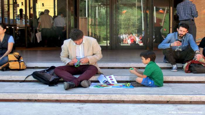 Andrea Millozzi blog - Maker Faire 2014: makers, invenzioni, creatività e innovazione - foto 10