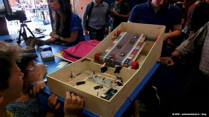 Andrea Millozzi blog - Maker Faire 2014: makers, invenzioni, creatività e innovazione - foto 11