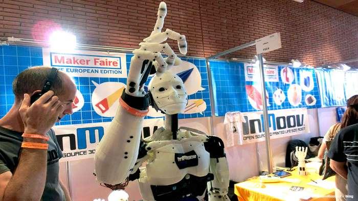 Andrea Millozzi blog - Maker Faire 2014: makers, invenzioni, creatività e innovazione - foto 29