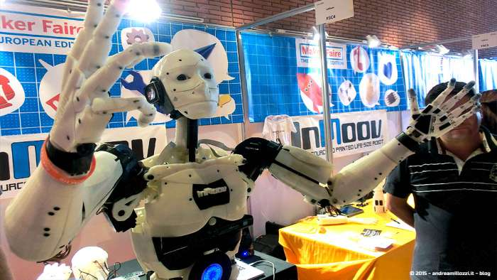 Andrea Millozzi blog - Maker Faire 2014: makers, invenzioni, creatività e innovazione - foto 30