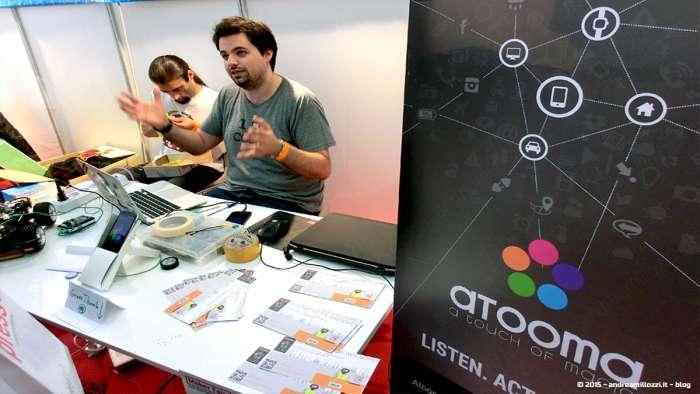 Andrea Millozzi blog - Maker Faire 2014: makers, invenzioni, creatività e innovazione - foto 32