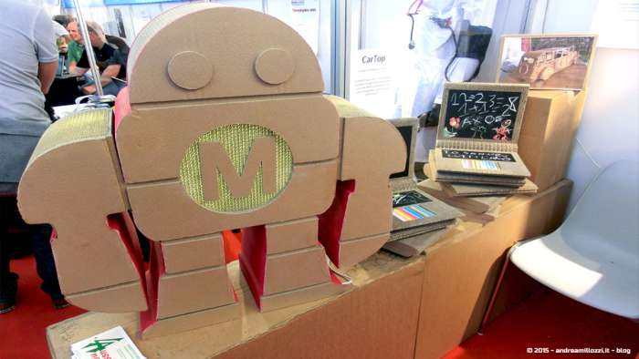 Andrea Millozzi blog - Maker Faire 2014: makers, invenzioni, creatività e innovazione - foto 33