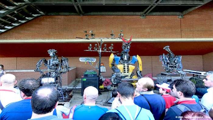 Andrea Millozzi blog - Maker Faire 2014: makers, invenzioni, creatività e innovazione - foto 47