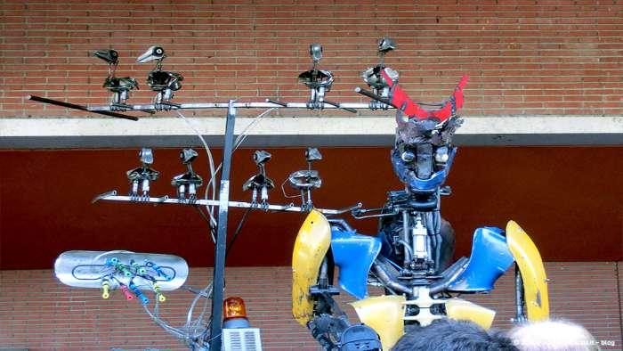 Andrea Millozzi blog - Maker Faire 2014: makers, invenzioni, creatività e innovazione - foto 48
