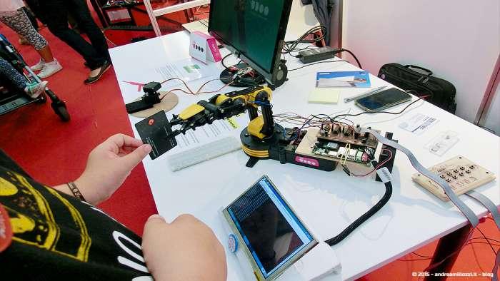 Andrea Millozzi blog - Maker Faire 2014: makers, invenzioni, creatività e innovazione - foto 58