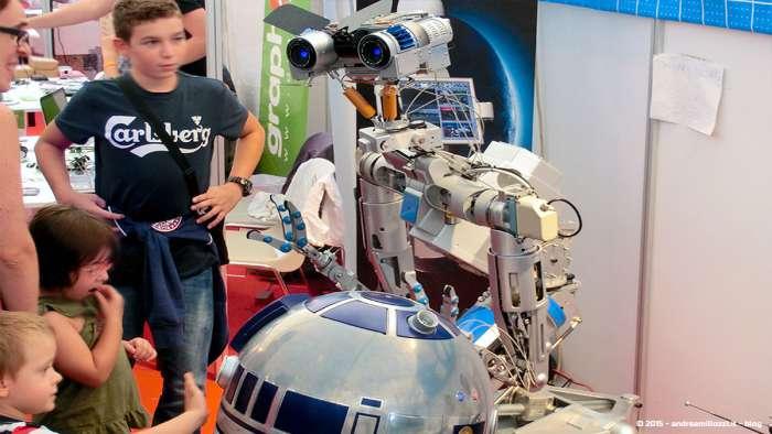 Andrea Millozzi blog - Maker Faire 2014: makers, invenzioni, creatività e innovazione - foto 62