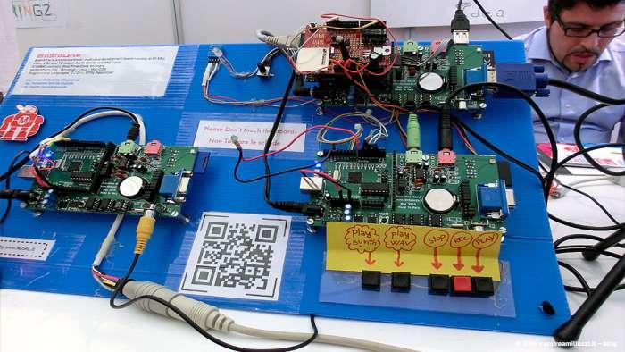 Andrea Millozzi blog - Maker Faire 2014: makers, invenzioni, creatività e innovazione - foto 66