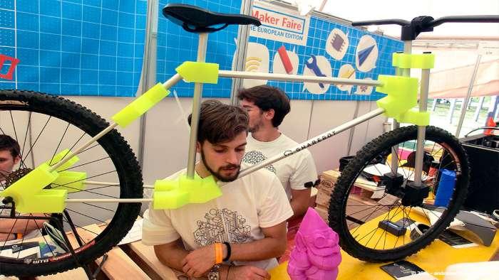 Andrea Millozzi blog - Maker Faire 2014: makers, invenzioni, creatività e innovazione - foto 67