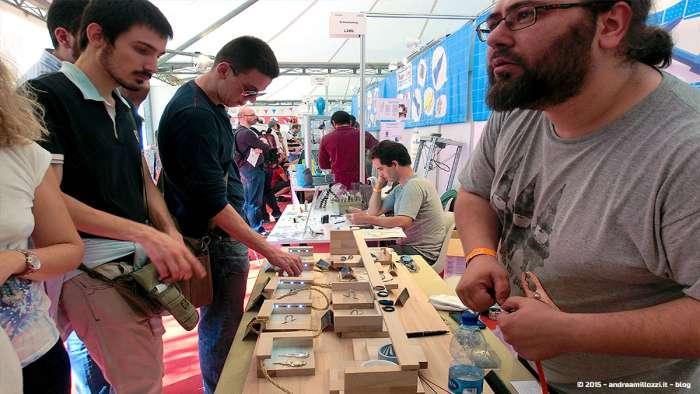 Andrea Millozzi blog - Maker Faire 2014: makers, invenzioni, creatività e innovazione - foto 68