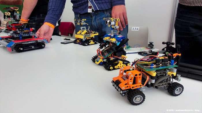 Andrea Millozzi blog - Maker Faire 2014: makers, invenzioni, creatività e innovazione - foto 69