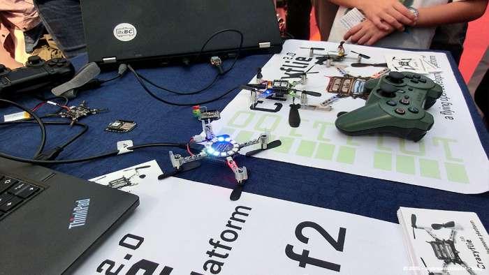 Andrea Millozzi blog - Maker Faire 2014: makers, invenzioni, creatività e innovazione - foto 74