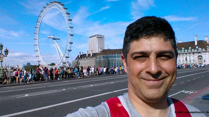 Andrea Millozzi blog - Chi è Andrea Millozzi? Scopri quello che non sai di me - a Londra
