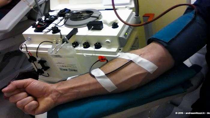 Andrea Millozzi blog - Chi è Andrea Millozzi? Scopri quello che non sai di me - donatore di sangue abituale