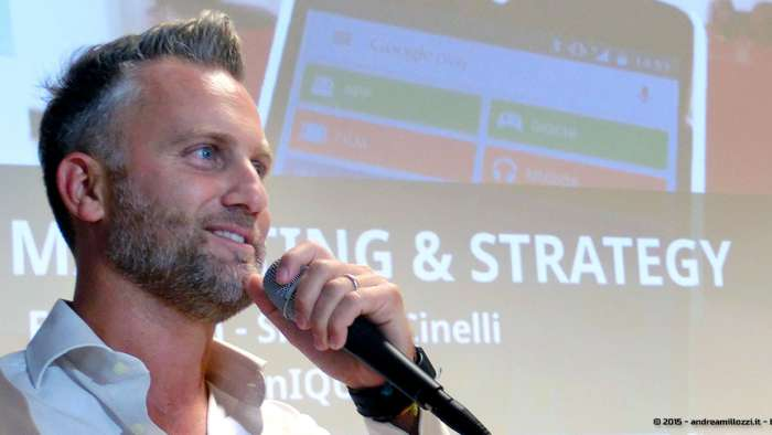 Andrea Millozzi blog - IQUII: Mobile Marketing & Strategy - Fabio Lalli