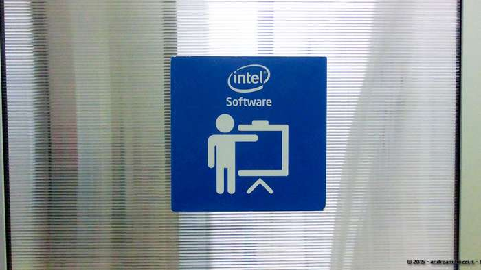 Andrea Millozzi blog - Intel® RealSense™ 3D Hands-on Lab Roma 2015: la tecnologia del futuro è a portata di webcam - dettaglio