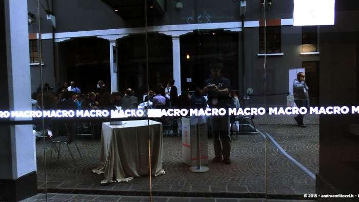 Andrea Millozzi blog - Hackathon: The Big Hack, Maker Faire Roma 2015 - Macro
