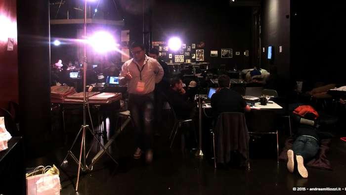 Andrea Millozzi blog - Hackathon: The Big Hack, Maker Faire Roma 2015 - il sonno ha vinto!