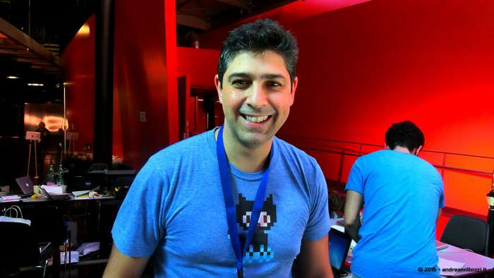 Andrea Millozzi blog - Hackathon: The Big Hack, Maker Faire Roma 2015 - Andrea Millozzi