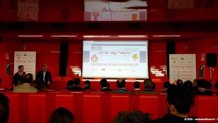 Andrea Millozzi blog - Hackathon: The Big Hack, Maker Faire Roma 2015 - comincia la selezione