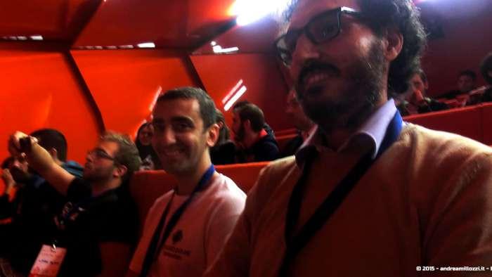 Andrea Millozzi blog - Hackathon: The Big Hack, Maker Faire Roma 2015 - in attesa!
