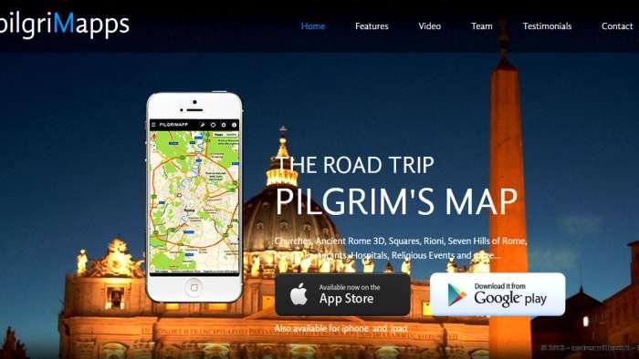 Andrea Millozzi blog - Hackathon: The Big Hack, Maker Faire Roma 2015 - pilgriMapps, homepage