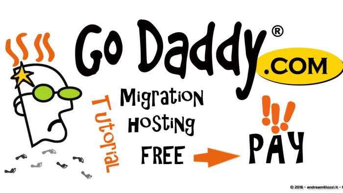 Andrea Millozzi blog | Godaddy: migrazione domini gratuiti, tutorial passo passo