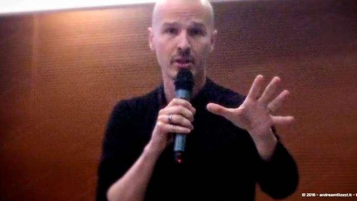 Andrea Millozzi blog | Ho incontrato Marco Montemagno | Marco Montemagno - 2