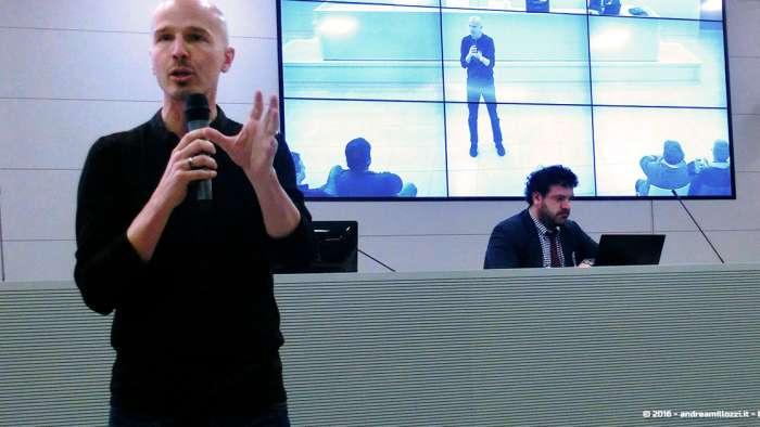 Andrea Millozzi blog | Ho incontrato Marco Montemagno | Marco Montemagno - 4