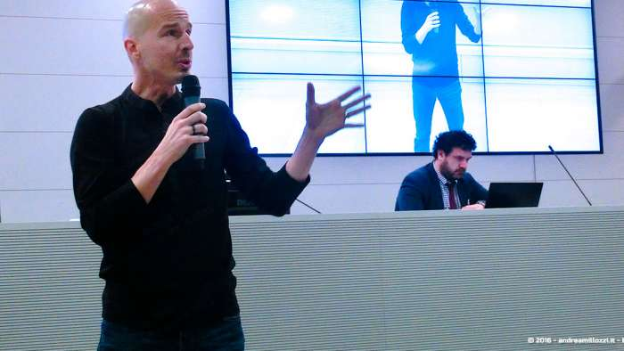 Andrea Millozzi blog | Ho incontrato Marco Montemagno | Marco Montemagno - 5