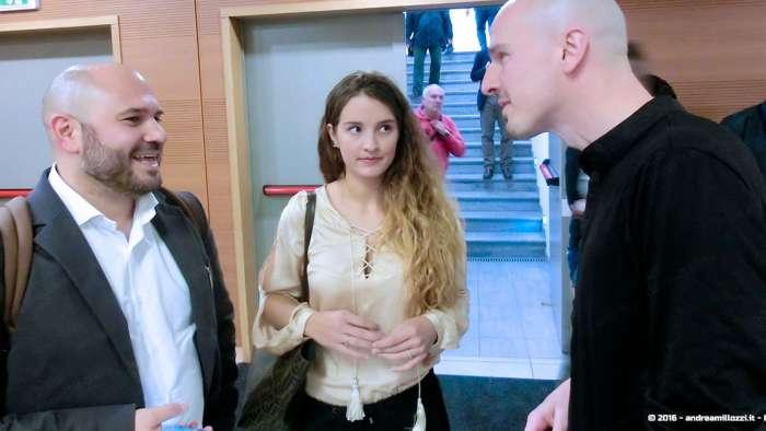 Andrea Millozzi blog | Ho incontrato Marco Montemagno | Marco Montemagno incontra i suoi followers
