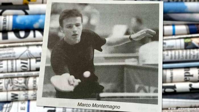 Andrea Millozzi blog | Ho incontrato Marco Montemagno | Marco Montemagno pongista