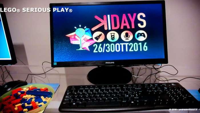 Andrea Millozzi blog | Lego Serious Play: il problem solving collaborativo per effettuare il brain storming e facilitare il team building giocando | KreyonDays