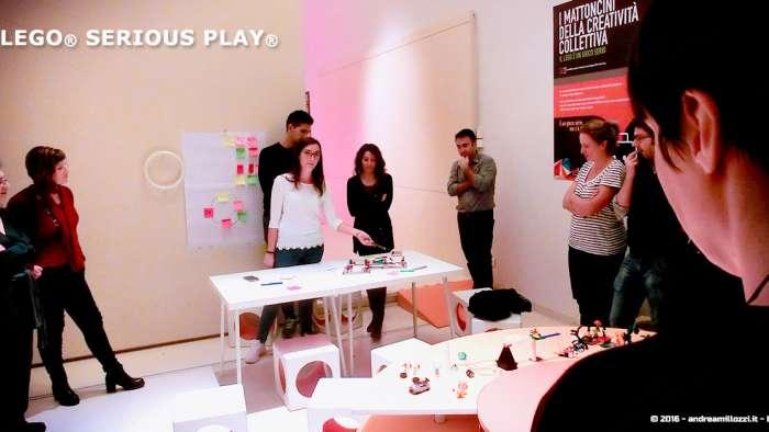 Andrea Millozzi blog | Lego Serious Play: il problem solving collaborativo per effettuare il brain storming e facilitare il team building giocando | il racconto della storia