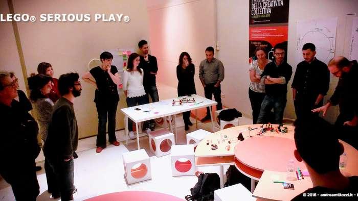 Andrea Millozzi blog | Lego Serious Play: il problem solving collaborativo per effettuare il brain storming e facilitare il team building giocando | il confronto