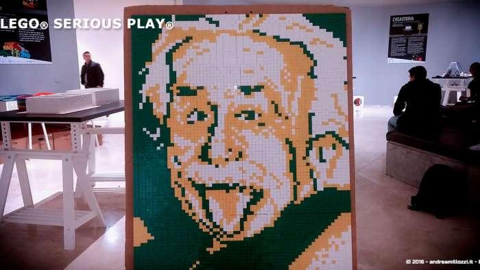Andrea Millozzi blog | Lego Serious Play: il problem solving collaborativo per effettuare il brain storming e facilitare il team building giocando | Einstein