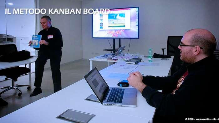 Andrea Millozzi blog | Il metodo Kanban Board: una metodologia AGILE per raggiungere gli obiettivi attraverso la visualizzazione dei processi | Innocenzo Sansone