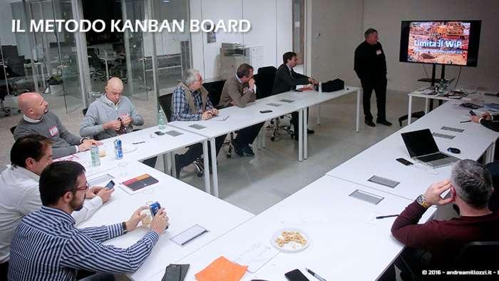 Andrea Millozzi blog | Il metodo Kanban Board: una metodologia AGILE per raggiungere gli obiettivi attraverso la visualizzazione dei processi | il team al lavoro - 3