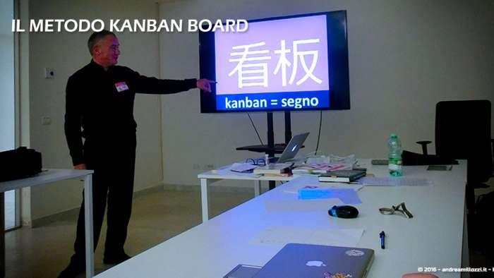 Andrea Millozzi blog | Il metodo Kanban Board: una metodologia AGILE per raggiungere gli obiettivi attraverso la visualizzazione dei processi | Masimo Sarti