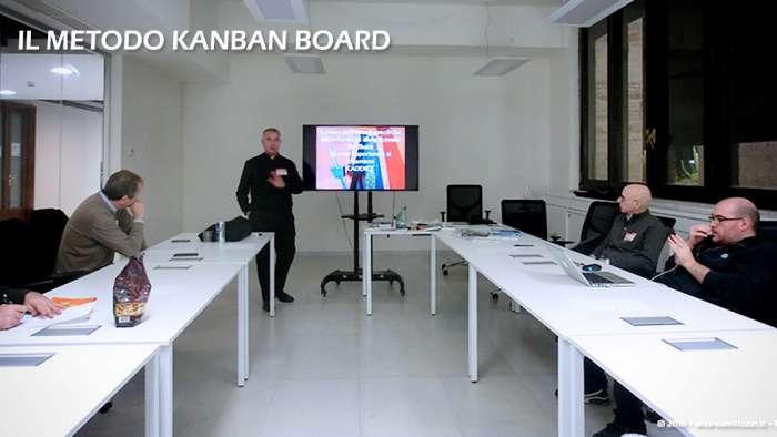 Andrea Millozzi blog | Il metodo Kanban Board: una metodologia AGILE per raggiungere gli obiettivi attraverso la visualizzazione dei processi | Massimo Sarti