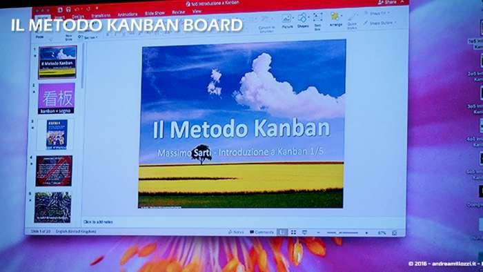Andrea Millozzi blog | Il metodo Kanban Board: una metodologia AGILE per raggiungere gli obiettivi attraverso la visualizzazione dei processi | il metodo Kanban Board