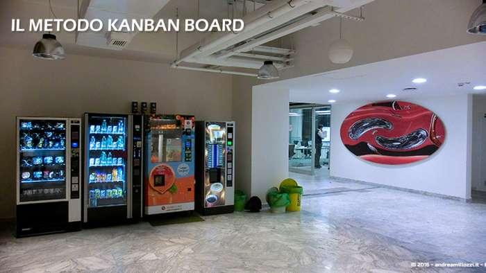 Andrea Millozzi blog | Il metodo Kanban Board: una metodologia AGILE per raggiungere gli obiettivi attraverso la visualizzazione dei processi | Luiss ENLABS - 6