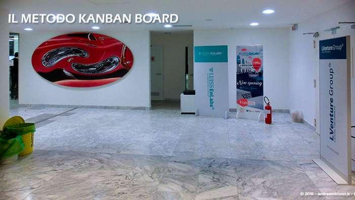Andrea Millozzi blog | Il metodo Kanban Board: una metodologia AGILE per raggiungere gli obiettivi attraverso la visualizzazione dei processi | Luiss ENLABS - 7