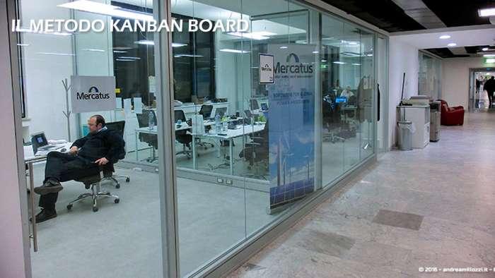 Andrea Millozzi blog | Il metodo Kanban Board: una metodologia AGILE per raggiungere gli obiettivi attraverso la visualizzazione dei processi | Luiss ENLABS - 9