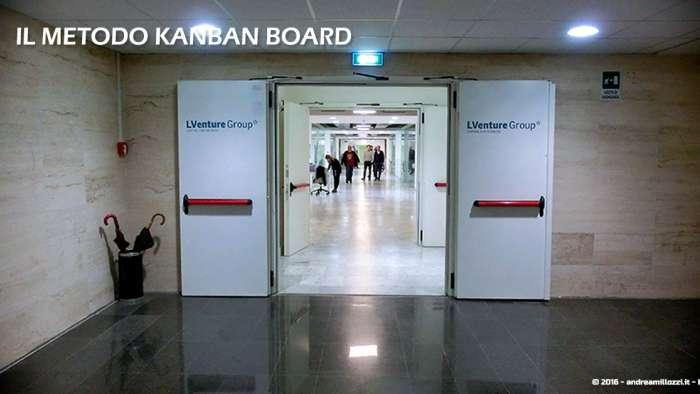 Andrea Millozzi blog | Il metodo Kanban Board: una metodologia AGILE per raggiungere gli obiettivi attraverso la visualizzazione dei processi | Luiss ENLABS - 10